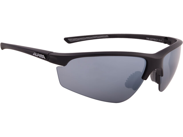 Alpina Tri-Effect 2.0 Bike Glasses black